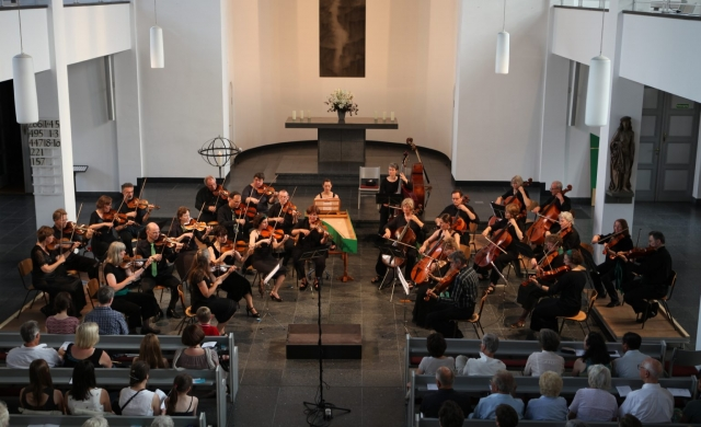 Konzert Januar 2019, Matthäuskirche Kulturforum