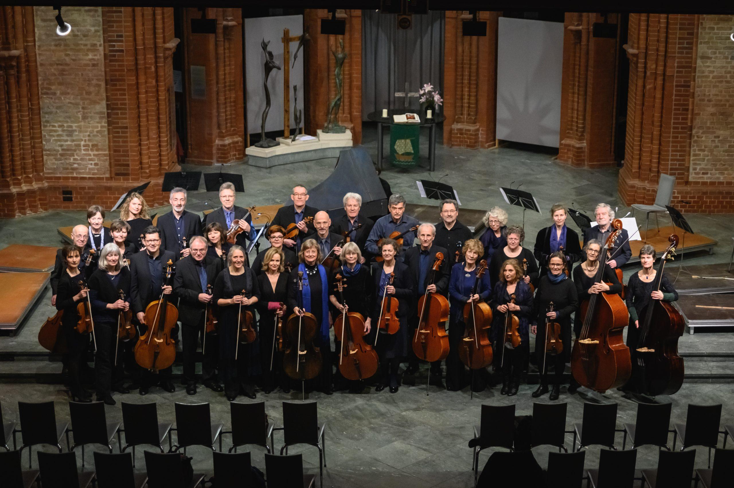 bkob Konzert Heilig-Kreuz-Kirche, Januar 2020